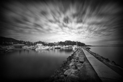 Nelson Bay by brentmail