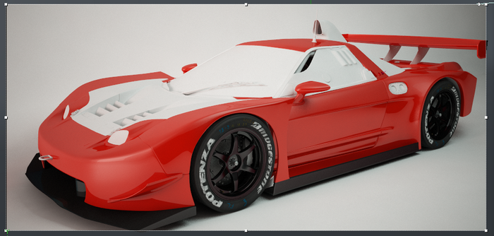 WIP Honda NSX Super GT 2005 20 by SonicBlue555