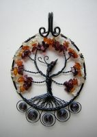 From Ashes *SOLD* by RachaelsWireGarden