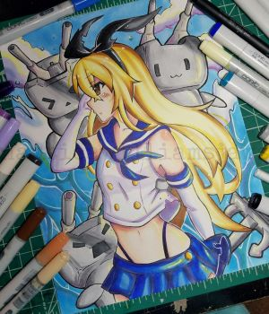 Shimakaze by NauticaWilliams