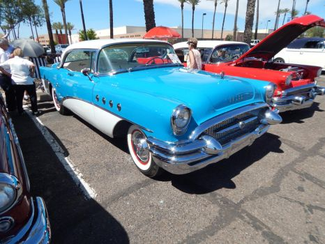 1955 Buick Super Hardtop Coupe by TheHunteroftheUndead