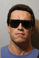Another Terminator 1 bust by godaiking