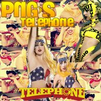 Telephone Pack 3 Png's by kozzmiqo
