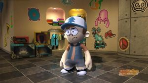 Dipper Pines, Adventurous Youngster by StarmanPhantom