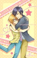 Love Stage!! by mangOKappu