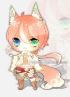 AUCTION: Fantasy Adoptable 03 [CLOSED] by irisieren