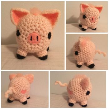 Alfred the pig by bumblebee5757