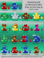 Icon pack by selene713