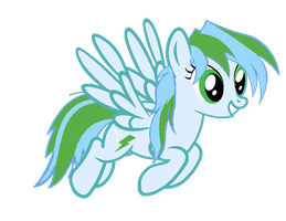 Grown up Windy Chaser by asdflove