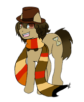 4th Doctor Hooves by Tunuki