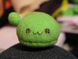 baby slime D: by starxxlight