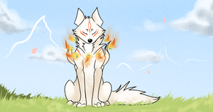 ~Okami~ by snowpups123