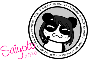Saiyoto_Seal_of_Approve by Saiyoto