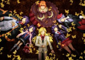 Slayers+Umineko - Wicked Dream by piku-chan