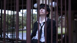Psycho-Pass: Shinya Kogami 1 by J-JoCosplay
