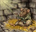 Gonff the Mouse Thief by sharkie19
