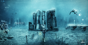Underwater City by ImAays