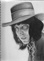 Noel Fielding by PurpleStrawberry4