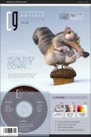 CG Artists Magazine by indians
