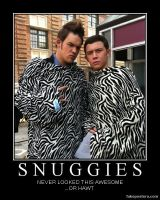 Snuggie Demotivational by MariaDoofenshmirtz