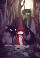 Red Riding Hood by tom-monster