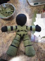 WIP - Master Chief 2 by samanthawagner