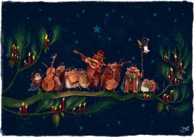 O Som do Natal / The Sound of Christmas by ThiagoBuzzy