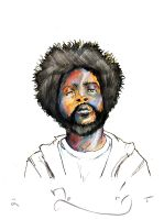 Questlove v5 by zeruch