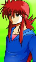 Kurama - 'Uhm.. Yup.' by Damien0fDoom