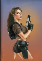 Tomb Raider: Legend by judsonmanning