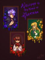 Ib: Welcome to the World of Guertana by kimikiwi48