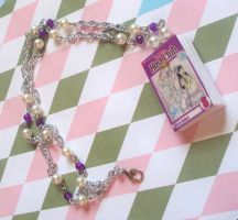 Ouran Host Club Manga Necklace by prheat