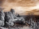 Infrared Pavilion II by MiscReant1512