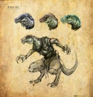 Kobold Concepts by TSRodriguez