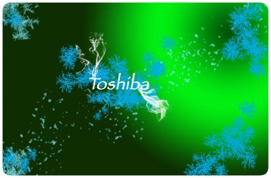 toshiba Laptop contest entry by Jmike31