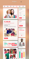 Shopping UI Kit by sandracz
