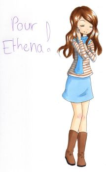 To Ethena (LittleStar-fish) by Camily-Bulle