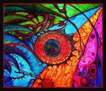 The Eye by PsychedelicTreasures