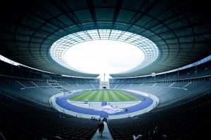 Olympiastadion - 2 by Kentzler
