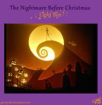 The Pumpkin King - Nightmare Before Christmas LB by GreenYosh