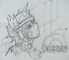SPversion: ROXAS by WanderingDarkness205