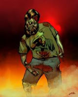 Zombified 5 by jharris
