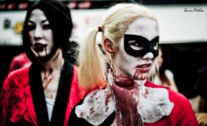 Zombie Walk 2013 by Soylent-cosplay