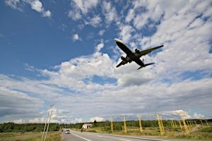 Ryanair landing by werneri