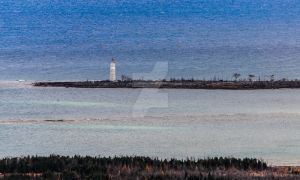 Collingwood Harbour Lighthouse by Digibug