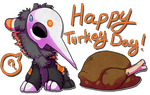 Happy turkey day!! by LunumbraNecro