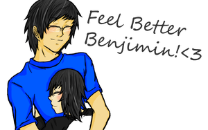 .:.Feel Better Benjimin.:. by Kami-Jazzu