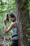 Spotted (Lara Croft) by woot859