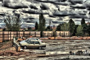HDR park by trmustapha