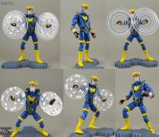 90's Style Marvel Legends Havok by Jin-Saotome